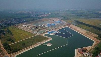 Nước sạch sông Đà bị ô nhiễm: Bổ sung từ nguồn sông Đuống