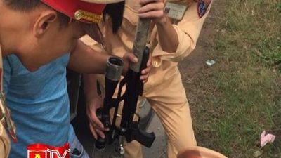 Phát hiện thanh niên mua súng bắn tỉa tự chế về bắn chim