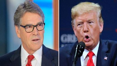 Giữa 'bão' luận tội ông Trump, Bộ trưởng Mỹ từ chức là ai?