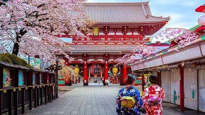 CLIP: 20 điều bạn chỉ có thể thấy khi đến Nhật Bản