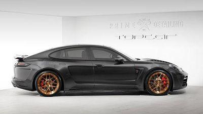 Ngắm siêu xe Porsche độ, giá cao gấp gần 11 lần Honda Civic
