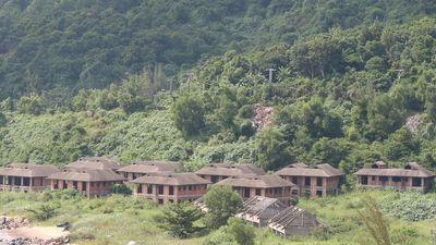 Cận cảnh những dự án 'băm nát' bán đảo Sơn Trà bị bỏ hoang