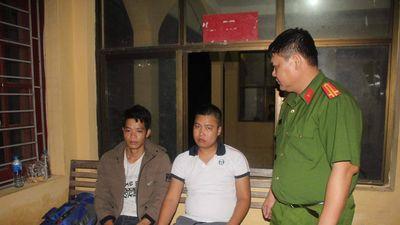 Hành trình nhóm nghi phạm đổ trộm dầu thải nguồn nước sông Đà