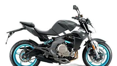 Naked bike 649,3cc, phanh ABS, giá rẻ bất ngờ