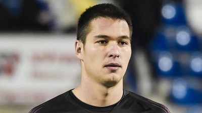 Filip Nguyễn nổi giận khi bị thủng lưới ở CH Czech