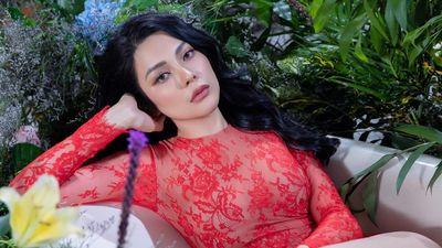 Lily Chen: 'Tôi ám ảnh khi quay cảnh lội xuống bùn'