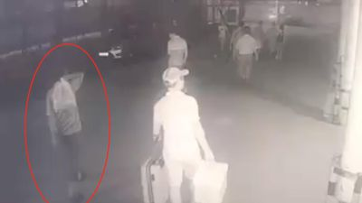 Công bố video lộ diện nghi phạm sát hại bảo vệ Bảo hiểm xã hội Nghệ An