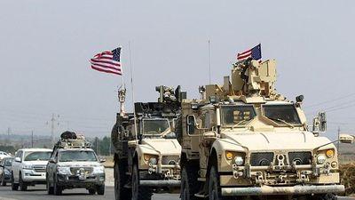 Chùm ảnh quân đội của siêu cường Mỹ rút khỏi chiến trường Syria trong bẽ bàng