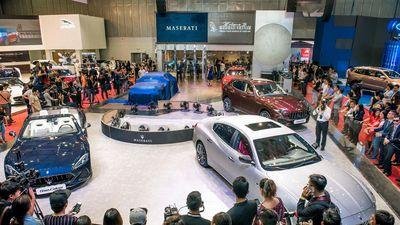 Trực tiếp Vietnam Motor Show 2019