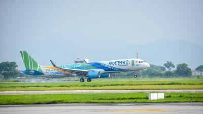Hành khách co giật, cắn lưỡi trên chuyến bay Bamboo Airways