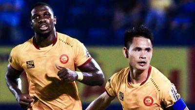 CLB Thanh Hóa có suất đá play-off trong ngày hòa Bình Dương