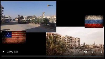 Dân Syria đón Nga bằng nụ cười, đón Mỹ bằng mưa rác