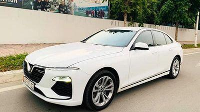Vinfast Lux A2.0 lên sàn xe cũ Hà Nội, bán hơn 1 tỷ đồng