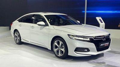 Chi tiết Honda Accord 2019 từ 1,32 tỷ đồng tại Việt Nam