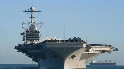 'Nội soi' sức mạnh của hàng không mẫu hạm lâu đời nhất nước Mỹ