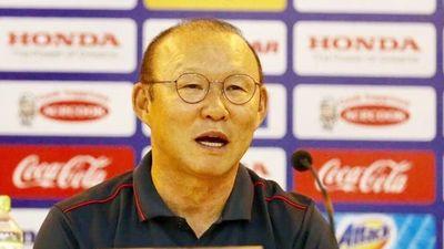 Ba mục tiêu lớn của HLV Park Hang Seo khi ký hợp đồng với VFF