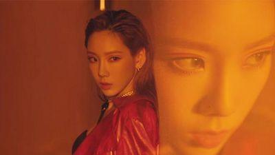 Taeyeon (SNSD) tung teaser chính thức 'nóng hừng hực' cho màn comeback solo