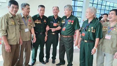 Sư đoàn 968 ôn lại nhiệm vụ quốc tế cao cả tại Lào