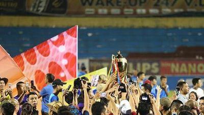 Bảng xếp hạng cuối cùng chính thức khép lại V-League 2019