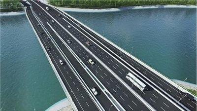 Cầu bắc qua hồ Linh Đàm giải nút 'nghẽn cổ chai' như thế nào?