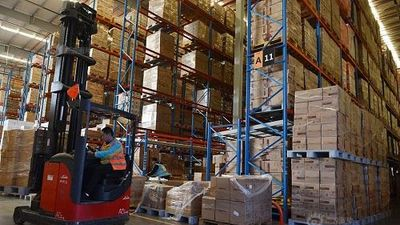 Bên trong một công ty chuyển phát nhanh sau cuộc 'đại chiến mua sắm' 11/11 ở Trung Quốc