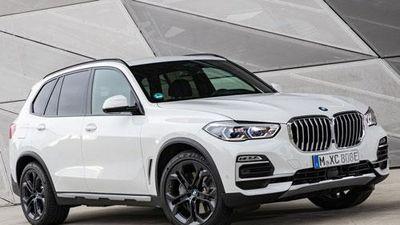 SUV BMW mạnh 394 mã lực, tiết kiệm xăng hơn Honda SH