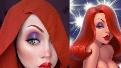 Cô gái nổi tiếng nhờ hóa trang giống hệt các nhân vật hoạt hình