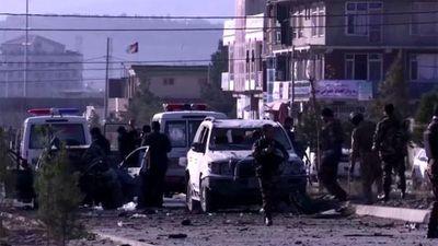 Bảy người thiệt mạng sau vụ nổ bom xe tại thủ đô Kabul, Afghanistan