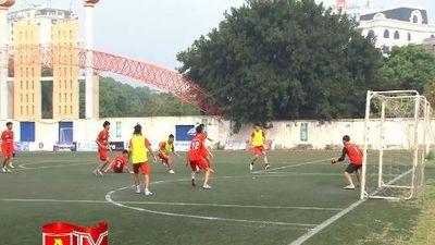 Ấn tượng với loạt trận tứ kết giải bóng đá học sinh THPT Hà Nội - Báo An ninh Thủ đô
