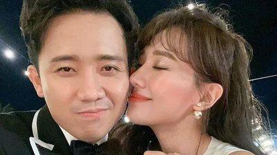 Hari Won 'tố' Trấn Thành đẩy sao Việt xuống nước ở tiệc cưới Đông Nhi
