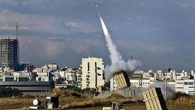 Palestine trút cơn mưa rocket, 'vòm sắt' bảo vệ Israel cuối cùng đã... thất thủ