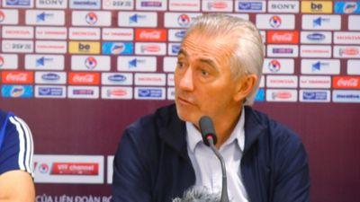 HLV UAE: 'Tôi thất vọng với kết quả trận đấu'
