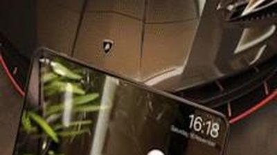 iPhone màn hình trượt trông như thế nào?