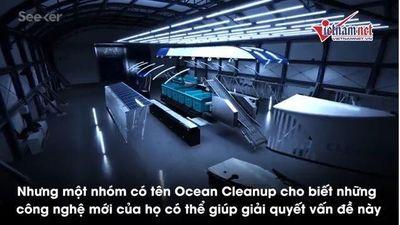 Công nghệ dọn rác thải mới chuẩn bị được áp dụng ở Việt Nam