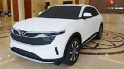 Lộ diện 2 mẫu xe mới của VinFast, cạnh tranh Hyundai Kona và Mazda CX-5