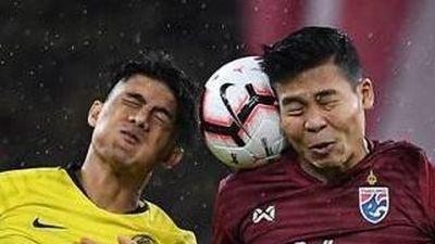 Báo Thái tin đội nhà thua Malaysia vì mặt cỏ sân Bukit Jalil