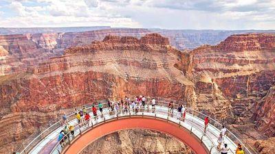 Những công trình cầu kính quy mô nhất thế giới