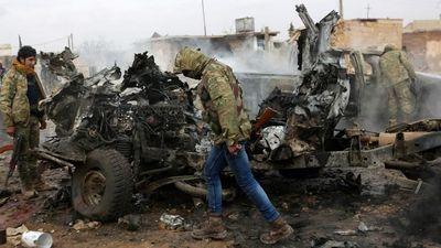 Kinh hoàng vụ đánh bom xe khiến 19 người thiệt mạng ở Syria