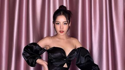Chi Pu mặc váy bó sát khoe vòng một, Quỳnh Anh Shyn diện mốt hở nội y