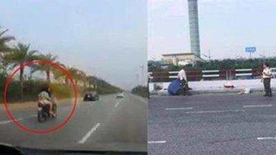 Tai nạn tại tầng hai sân bay Nội Bài: Xác định danh tính 2 nạn nhân