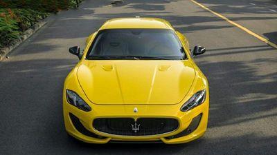 'Chạm mặt' Maserati GranTurismo hơn 12 tỷ tại Sài Gòn