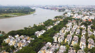 Khu nhà giàu Thảo Điền trả lại hẻm bờ sông Sài Gòn