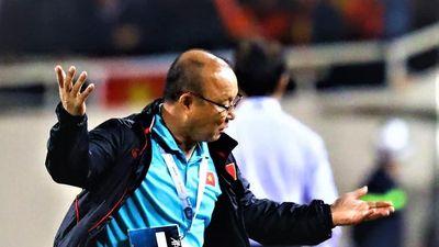 HLV Lê Thụy Hải nói về việc ông Park muốn lấy 3 điểm trước Thái Lan