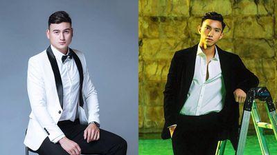 Hình thể đẹp giúp Văn Lâm, Văn Hậu ghi điểm khi mặc vest