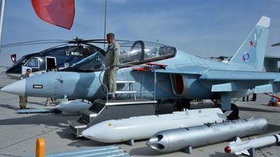 Choáng ngợp dàn vũ khí, máy bay cực khủng đang hiện diện ở Trung Đông