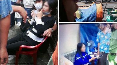 Cô gái ngất xỉu sau khi gọi điện giùm người lạ làm rộ tin 'bị bỏ thuốc mê, cướp của'