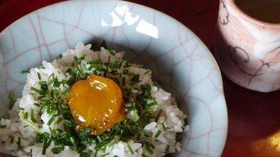 Lòng đỏ trứng ngâm nước tương sánh dẻo kiểu Nhật