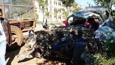 Tai nạn thảm khốc ở Gia Lai làm 3 người chết, 3 người nguy kịch