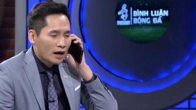 BTV Quốc Khánh: 'Tôi đã xin lỗi thủ môn Bùi Tiến Dũng'