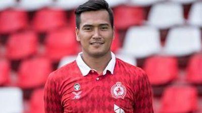 Diệp Hoài Xuân tìm cơ hội khoác áo đội tuyển Campuchia